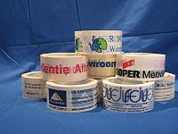 Verpakkingsmateriaal bedrukte tape